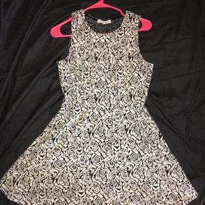 Kohl's rose cocktail dress